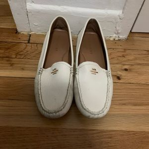 COPY - Coach Mary Lock Up Leather Loafers